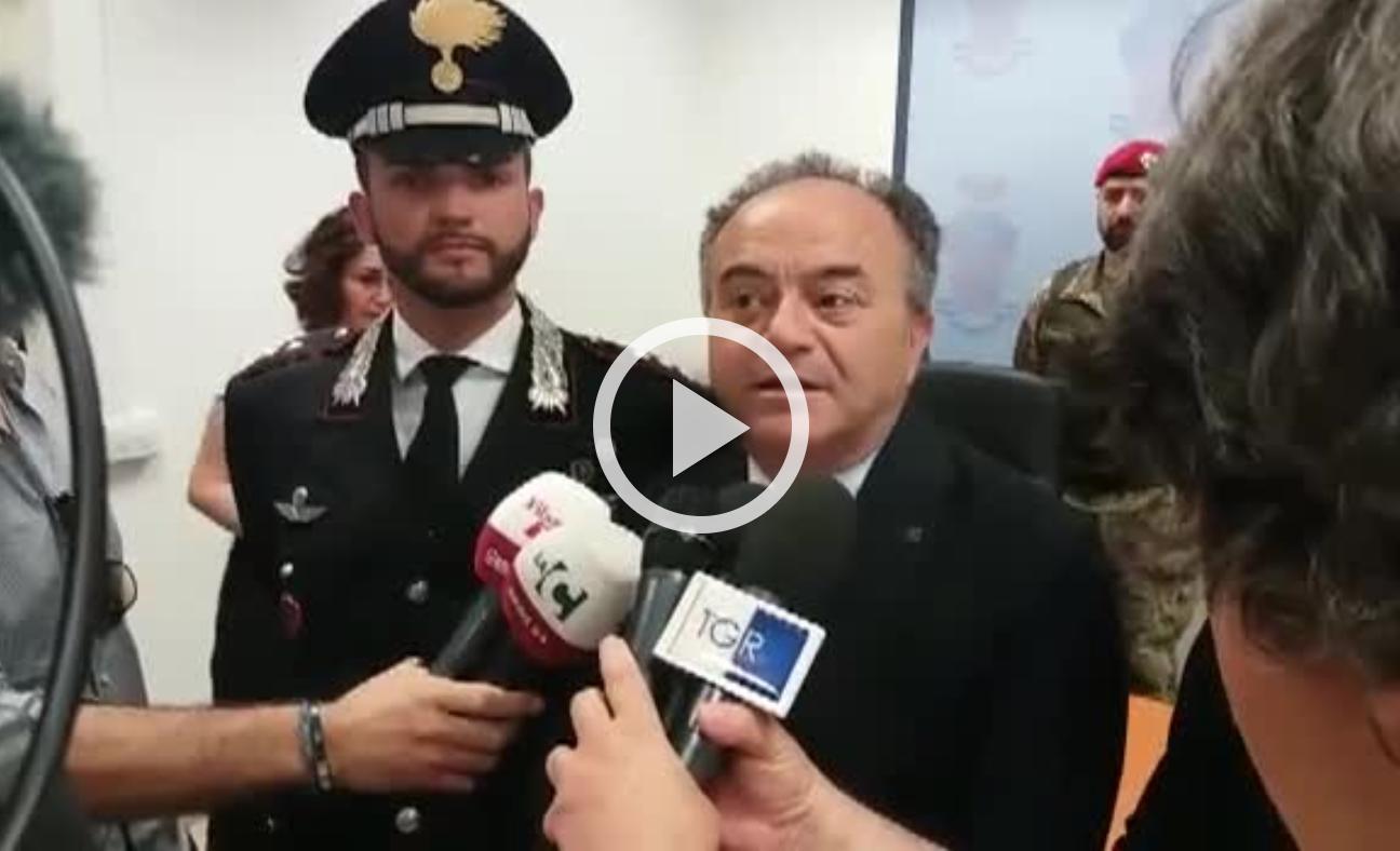 """L'OMICIDIO DI FRANCESCO VANGELI A MILETO, GRATTERI: """"VITTIMA ADESCATA CON UN TRANELLO"""""""